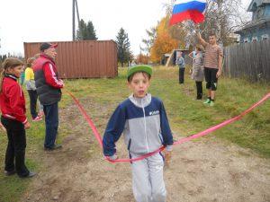 Мехов Александр (4 класс) - 1 место среди начальных классов